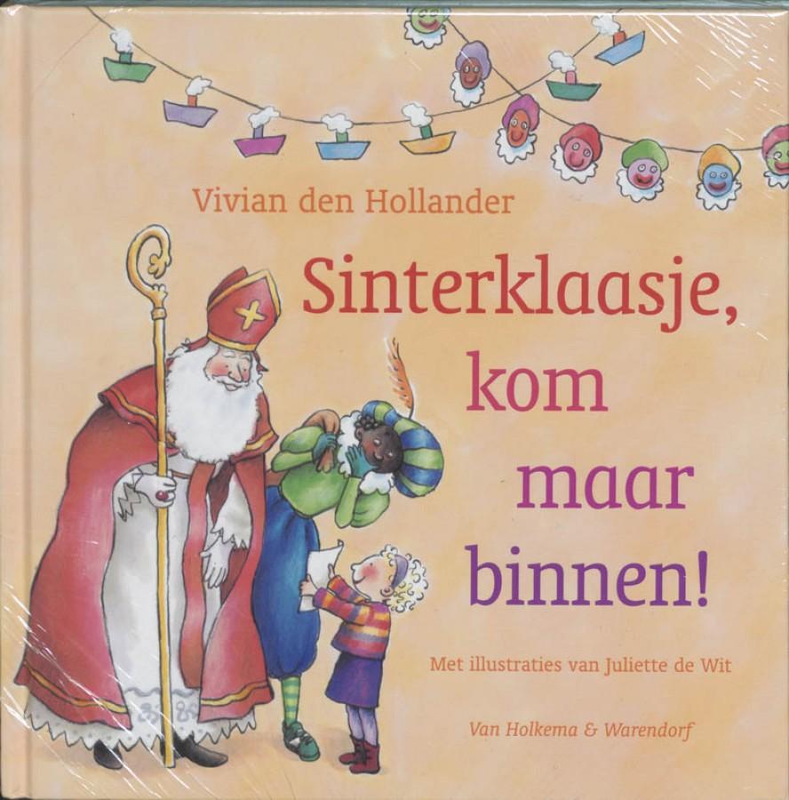 Sinterklaasje, kom maar binnen !