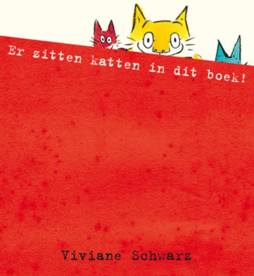 Er zitten katten in dit boek!