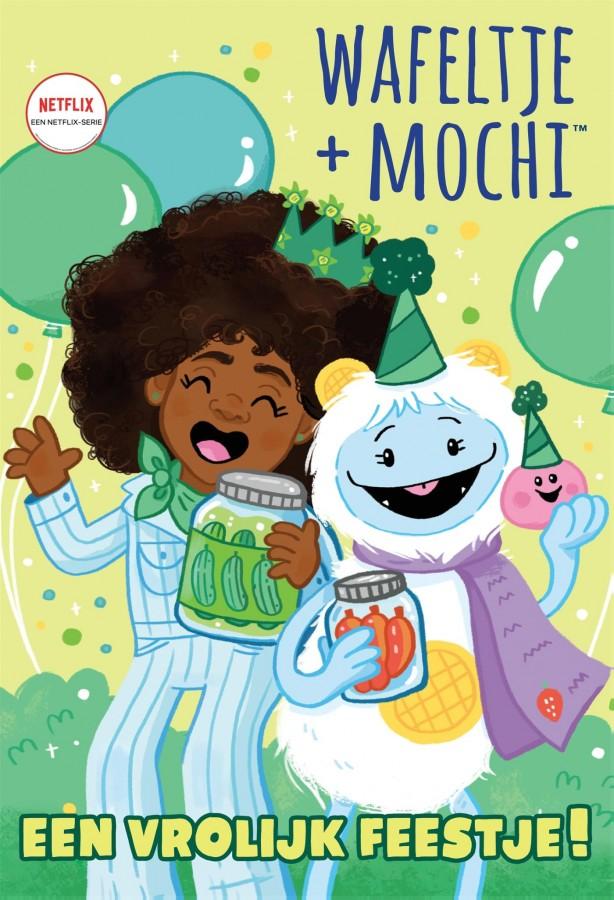 Wafeltje + Mochi - Een vrolijk feestje!