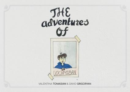 The adventures of amazing Mr. Vochmiban