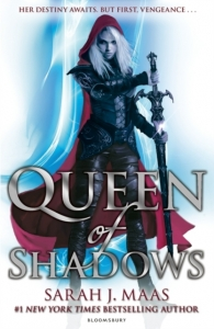 Throne of glass (04): queen of shadows