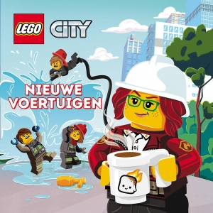 LEGO City - Nieuwe voertuigen