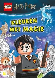 LEGO - Harry Potter Tijd voor kleur
