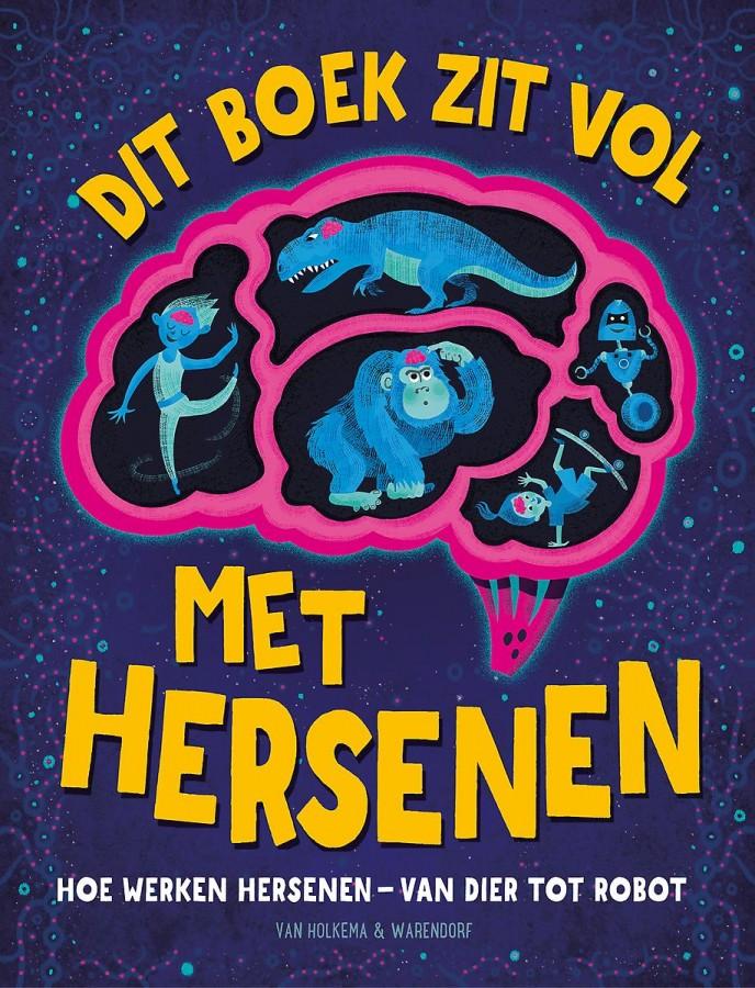 Dit boek zit vol met hersenen