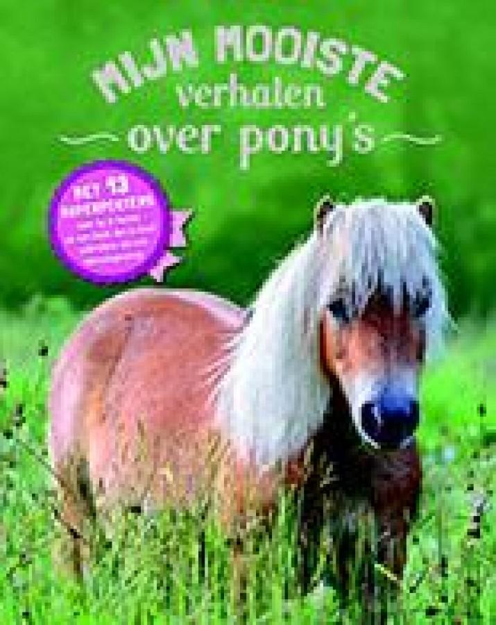 Mijn mooiste verhalen over pony's
