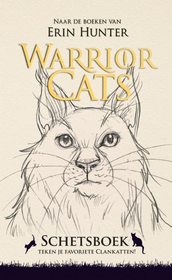 Warrior Cats schetsboek