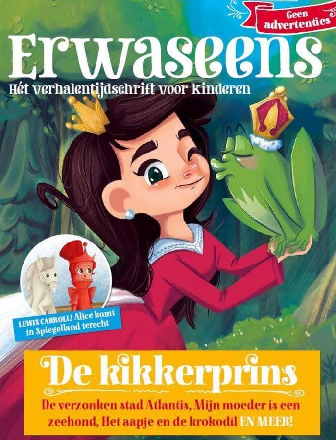 kikkerprins7verhalen
