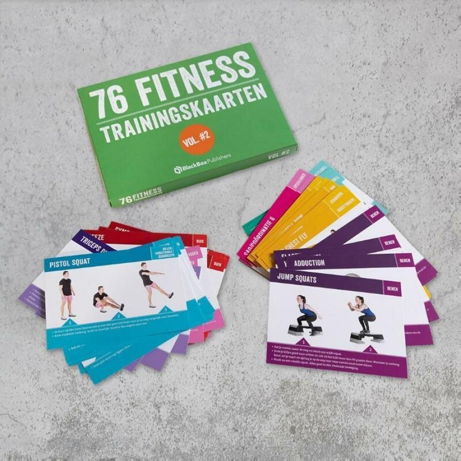 Fitness trainingskaarten - Volume 2