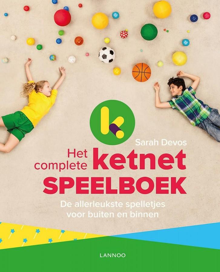 Het complete Ketnet speelboek