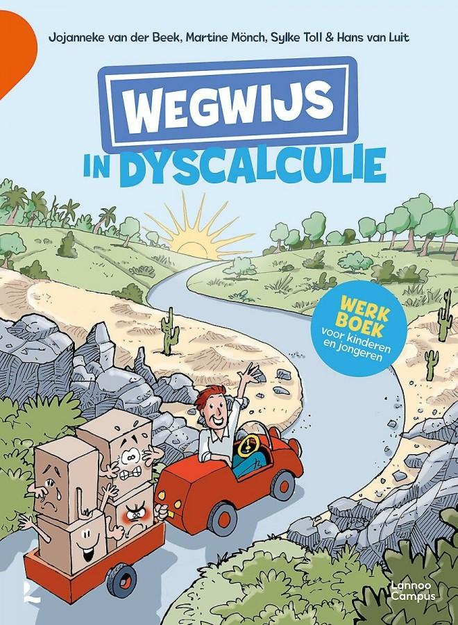 Wegwijs in dyscalculie : werkboek