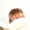 Sandra leest